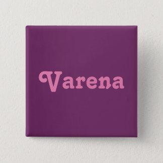 Knopf Varena Quadratischer Button 5,1 Cm