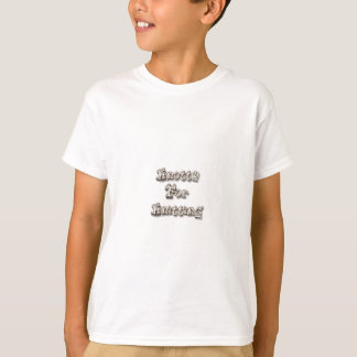 Knorrig für das Stricken T-Shirt