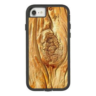 Knorriger hölzerner Korn-Telefon-Kasten-Entwurf Case-Mate Tough Extreme iPhone 8/7 Hülle