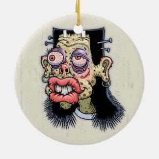 Knospe von Frankenstein Keramik Ornament