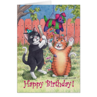 Knospen-u. Tonys #71 alles Gute zum Geburtstag Karte