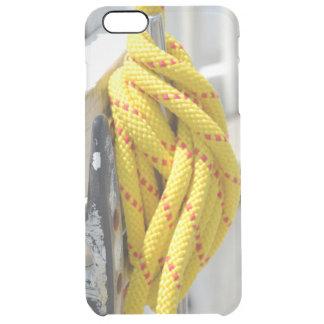 Knoten Sie andere Durchsichtige iPhone 6 Plus Hülle
