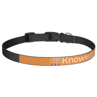 Knowledgent großes Hundehalsband