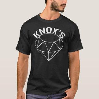 Knox T - Shirt im Schwarzen