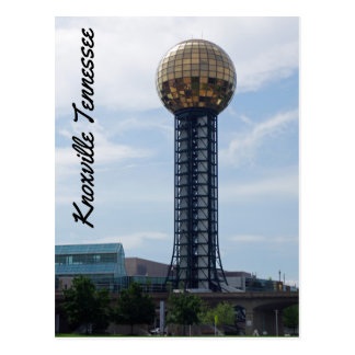 Knoxville Tennessee Postkarte