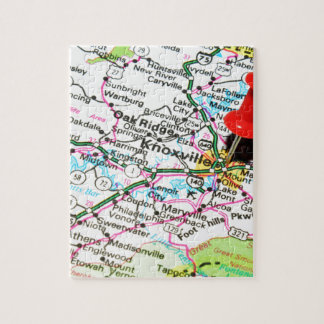 Knoxville, Tennessee Puzzle