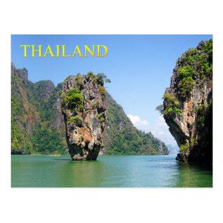 Ko Tapu, Khao Phing Kan, Thailand Postkarte