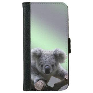 Koala-Bär Geldbeutel Hülle Für Das iPhone 6/6s