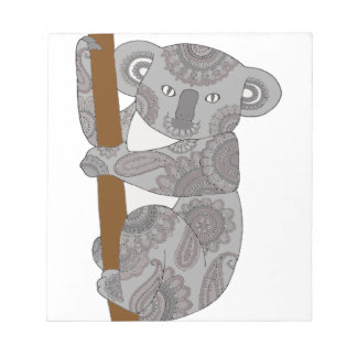 Koala-Bär Notizblock