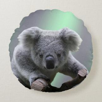 Koala-Bär Rundes Kissen