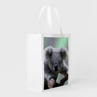 Koala-Bär Wiederverwendbare Einkaufstasche