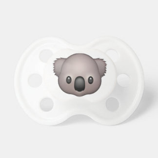 Koala - Emoji Schnuller