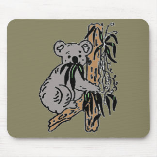 Koala-Essen Mousepad