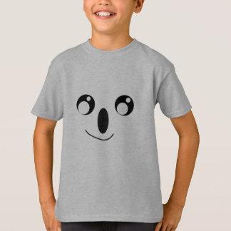 Koala-Gesichts-T - Shirt
