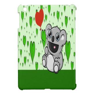 Koala-Herz-Ballon iPad Mini Hülle