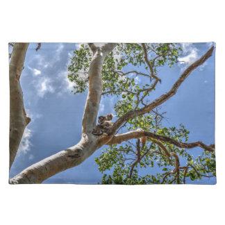 Australischer koalab r wohndekoration haustierzubeh r - Duschvorhang mit orchideen ...