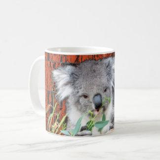 Koala-Imbiss-Zeit Kaffeetasse
