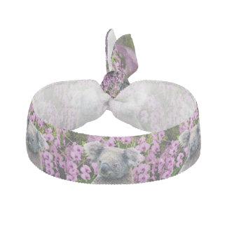 Koala und Orchideen Haarband
