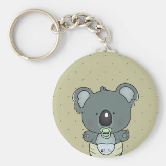 Koalababy Schlüsselanhänger
