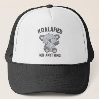 Koalafied für alles truckerkappe