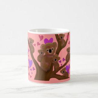 Koalavalentine-Tasse Kaffeetasse