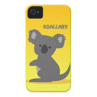 Koallaby iPhone 4 Fall iPhone 4 Case-Mate Hülle