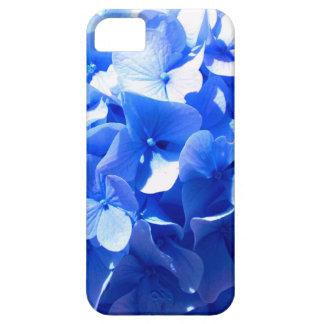 Kobalt-BlauHydrangea Hülle Fürs iPhone 5