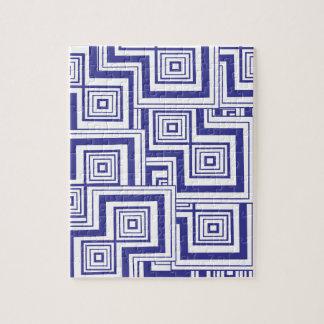 Kobalt-Puzzlespiel Puzzle