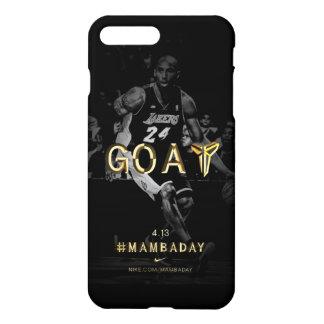 Kobe Bryants Mamba-Tag iPhone 7 Plus Hülle