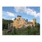 Koblenz, Deutschland, Stolzenfels Schloss, Schloss Postkarte