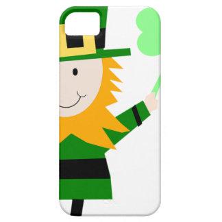 Kobold-glücklicher Klee-Mann Schutzhülle Fürs iPhone 5