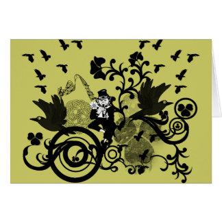 Kobold im Schwarzen Karte
