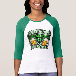 Kobold-Schädel 3: Erin gehen betrunkener T-Shirt