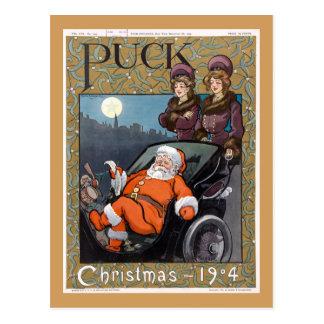 Kobold-Titelseiten-Weihnachten 1904 Postkarte