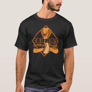 Kobrensoftball-Team-Logo-Shirt T-Shirt