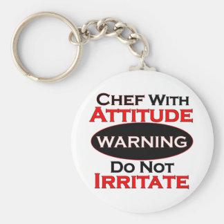 Koch mit Haltung Schlüsselband