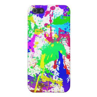 Koch-Regenbogen-Spritzer Etui Fürs iPhone 5