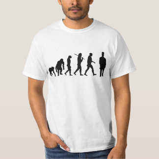 Köche, die GRILLEN König Mens Workaholic Chef Evol T Shirt
