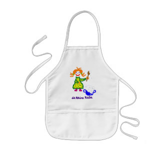 Kochen lernen mit der kleinen Rieke Kinderschürze