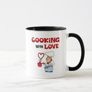 Kochen mit Liebe Tasse