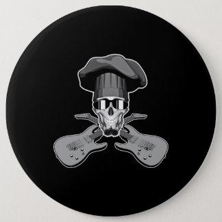 Kochs-Felsen Runder Button 15,3 Cm