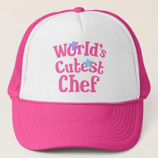 Kochs-Geschenk-Idee für sie (Welten am Truckerkappe