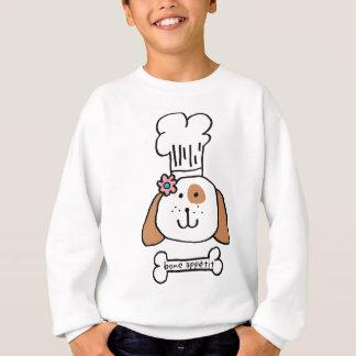 Kochs-Hündchen Sweatshirt