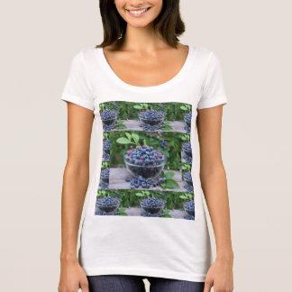Kochs-Küchecuisine-Blaubeerveggie-Rezept T-Shirt