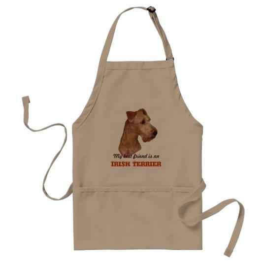 "Kochschürze ""Irish Terrier"" Schürze"