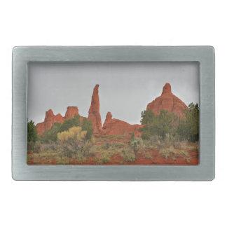 Kodachrome Becken-Staats-Park, Utah 2 Rechteckige Gürtelschnallen