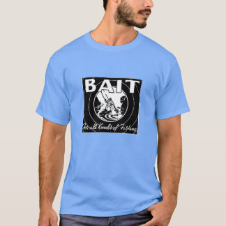 """""""KÖDER für alle Arten Fischen """" T-Shirt"""