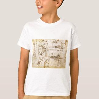 Kodex Atlanticus T-Shirt