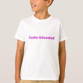 Kodieren Sie Blooded T-Shirt