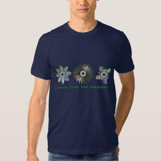 Kodieren Sie Ninja T-Shirts